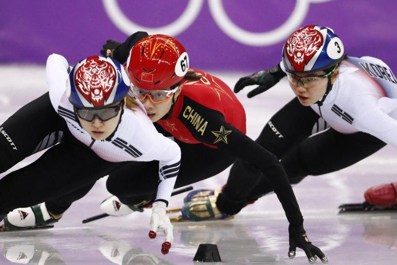 SKANDAAL! Kas kahekordne olümpiavõitja rikkus meelega enda ja koondisekaaslase kullavõimaluse?