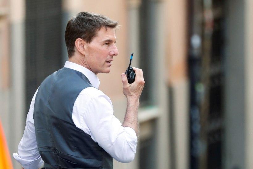 Mida Tom Cruise oma näoga teinud on?!