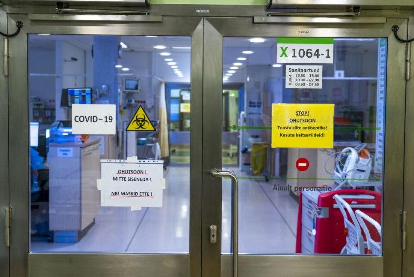 GRAAFIKUD   Milline on seis koroonarindel? Kuidas tabavad märki kaitsesüstid? Kas haiglad saavad hakkama?