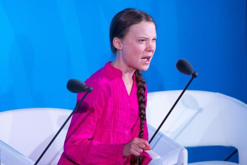 KLIIMAPÄÄSTJA VÕI MANIPULEERITUD LAPS? Kas Greta Thunberg räägib tõtt? Miks ta on paljudele vastumeelne?