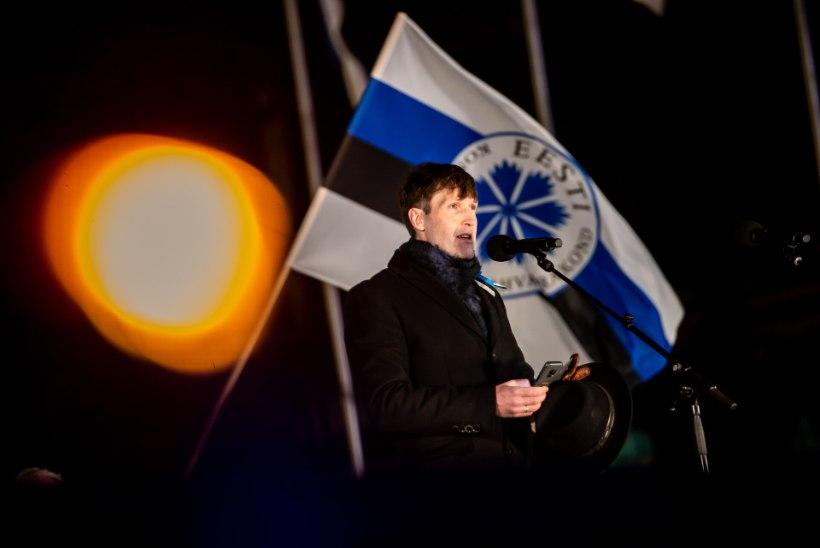 EKRE Tallinna linnapeakandidaat Martin Helme   Ehitame õhutrammi ja lammutame linnahalli