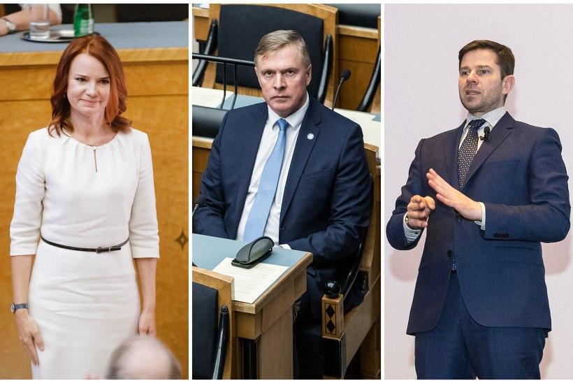VIDEO   Riigikogu infotunnis räägiti vaktsineerimise mõjust riigikaitsele