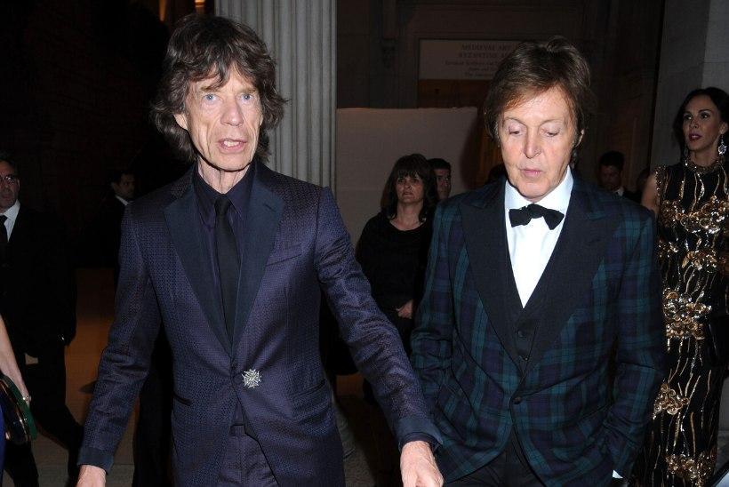 VALUS! Paul McCartney väitel on Rolling Stones tühipaljas bluusikaverite bänd