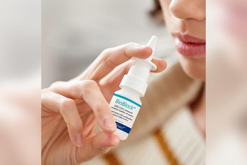 BioBlock ninasprei võib aidata viiruse peatada
