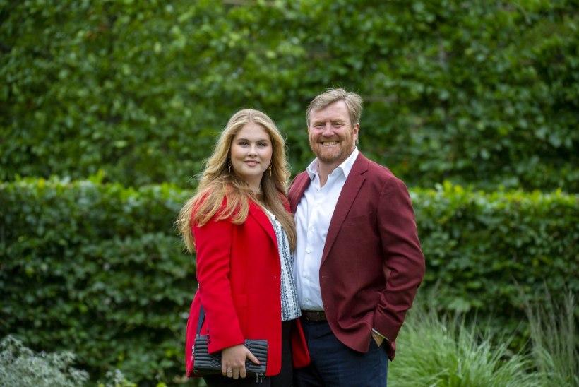 Hollandi kroonprintsess võib abielluda naisega