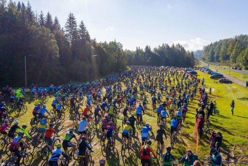 Vinge värk: Tartu Maratoni spordiaasta pani liikuma pea 25000 inimest