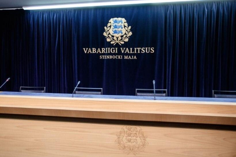 Kohus: valitsusel on õigus valida, keda lubada pressikonverentsile