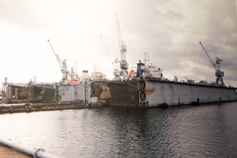 TRAAGILINE ÕNNETUS KOPLIS: laeva hooldustöödel sai mees surma ja teine vigastada