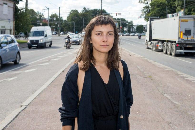Roheliste Tallinna linnapeakandidaat Zuzu Izmailova | Mupo hakkab taserdama suitsukoni mahaviskajaid