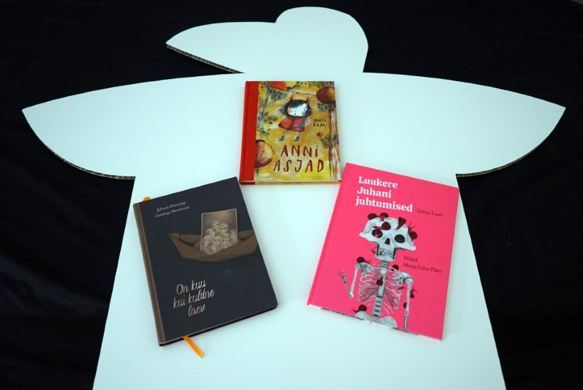 Eesti lasteraamatud pälvisid rahvusvahelise tunnustuse