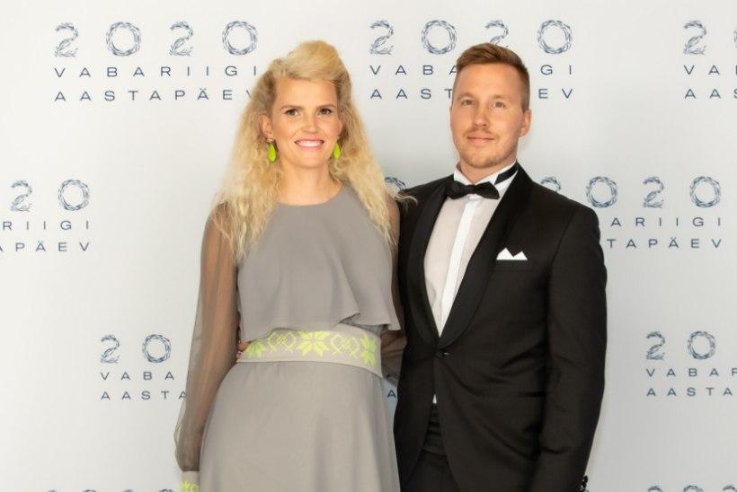 FOTO | Marko Kruustük meenutab kihlumist Kristeliga: olime uhked olla paar, kes loovad koos ettevõtte