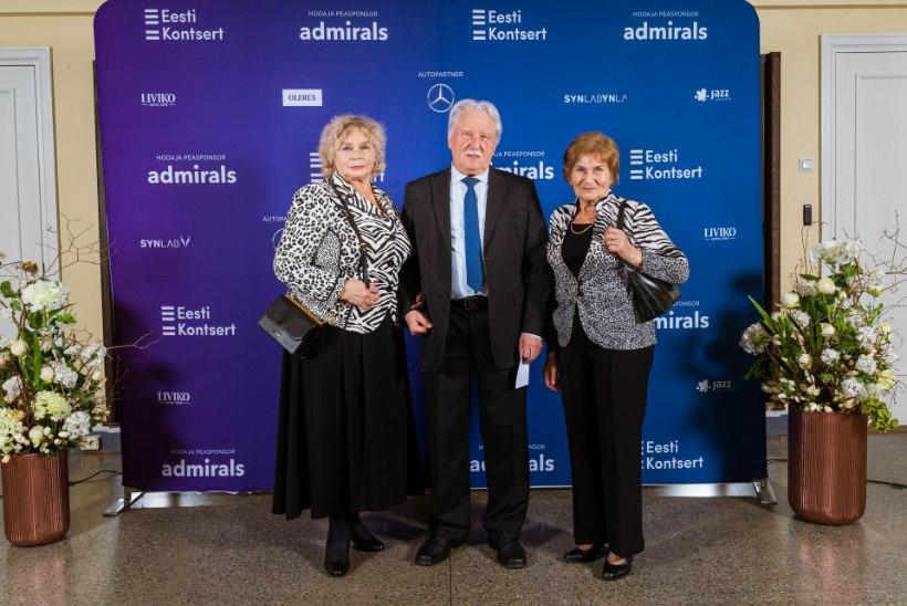 GALERII | Eesti kontsert tähistab 80. sünnipäeva ja maha peeti suur pidu