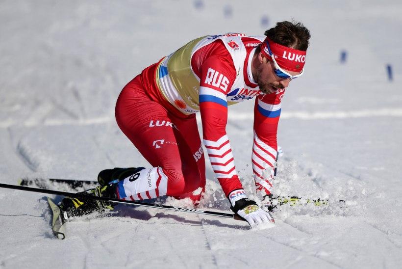 """Vendade Böde raamat tembeldas vale Vene sportlase dopingupatuseks. Suusaäss ei jõua enam """"sama si**a"""" kuulata"""