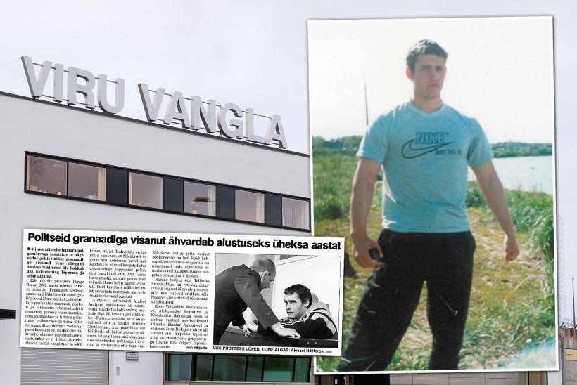 Tšetšeenia sõjaveteranist palgamõrvar soovib eesti keelt õppida. Vangla ei näe sellel mõtet