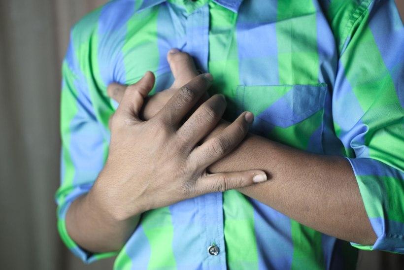 """KARDIOLOOG RÜTMIHÄIRETEST: """"On ka väga raskete rütmihäiretega inimesi, kes tunnevad, et süda on täiesti korras."""""""