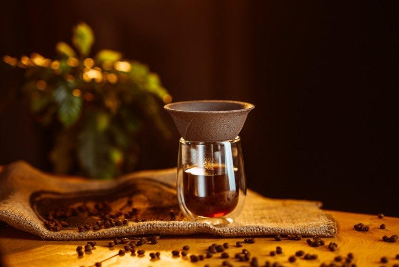 """Kristjan Rabi: ,,LOCA on ainus filter, mis võtab kohvilt kibeduse ja muudab maitse siidiselt puhtaks."""""""