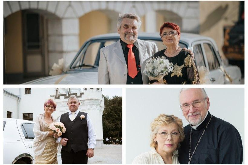 ANDESTA, ARVESTA, ARMASTA: kolm üle poole sajandi koos olnud paari räägivad pikaaegse abielu saladustest