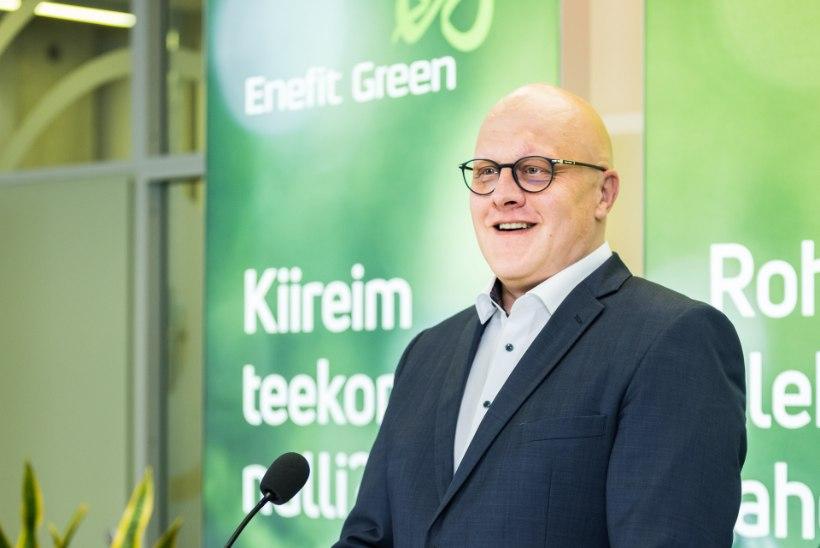 ZEITGEIST* JA FOMO* ÕHTULEHE TOIMETUSES: lae torud täis, sest Enefit Green tuli börsile!