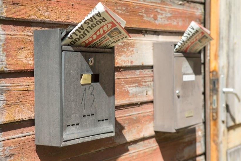 Lugejakiri   Eks häirib mehe elu: tellib oma pangakaarte ja ajakirju minu kodusele aadressile