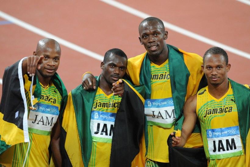 Maailmarekordit hoidev Jamaica sprinter jäi taas dopinguga vahele