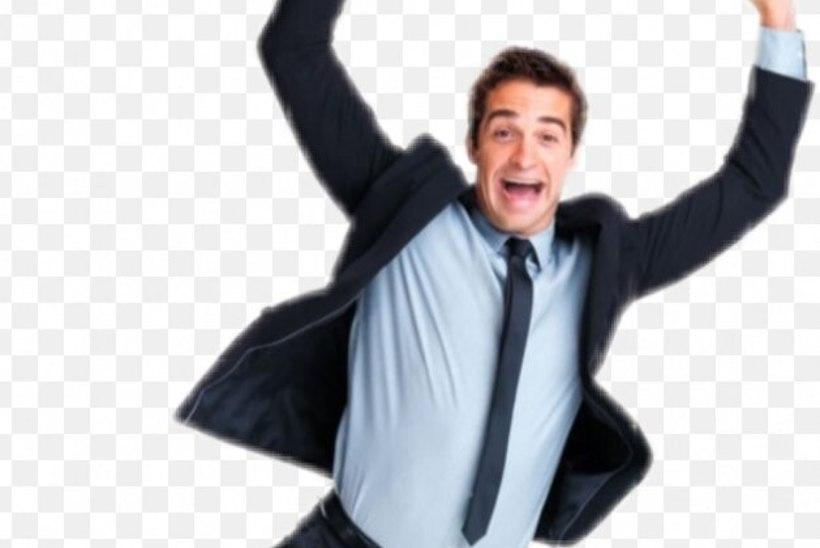 """HÜVA NÕU   Oluline iga saavutust tähistada, ükskõik mil viisil, näiteks valjuhäälse hüüatusega """"jess!"""" või rõõmutantsuga"""