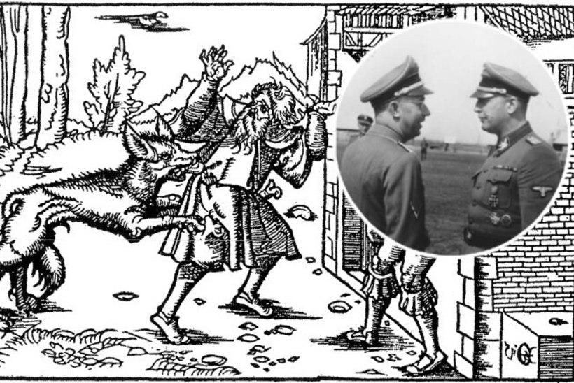 """""""MA PUREN JA EI OLE TALTSAS"""": sõja lõpus üritasid natsid vaenlaste pealetungi libahuntide abil aeglustada"""