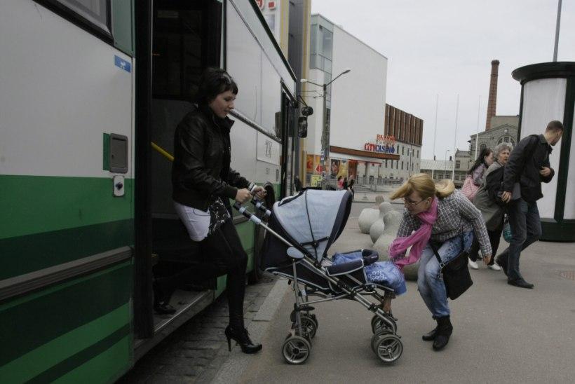 Lugejakiri   Oht, mis varitseb ühistranspordis meist igaüht