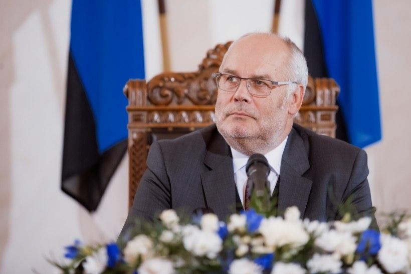 Jaanus Järs   Mulle valiti president