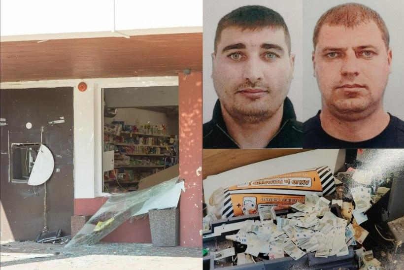 """Moldova pereisad käisid suusamaski, raudkangi ja gaasiballooniga Eestis pangaautomaate röövimas: """"Sõitsime ringi ka Lätis, aga see maa mulle ei meeldi."""""""