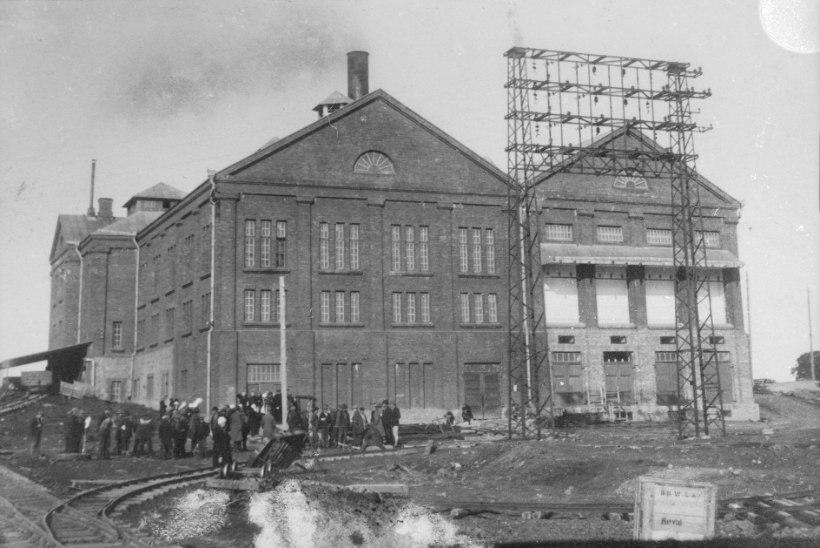 Millal ja kuidas elekter Eestisse jõudis?