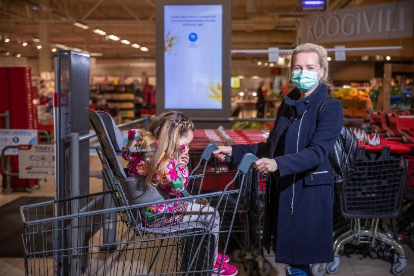 """PIISAS ÜHEST KIRJAST! Puudega lapsega ema saab nüüd hõlpsamalt poes käia: """"Igaühel peaks olema võimalus omale meeldiva lõhnaga seepi valida."""""""