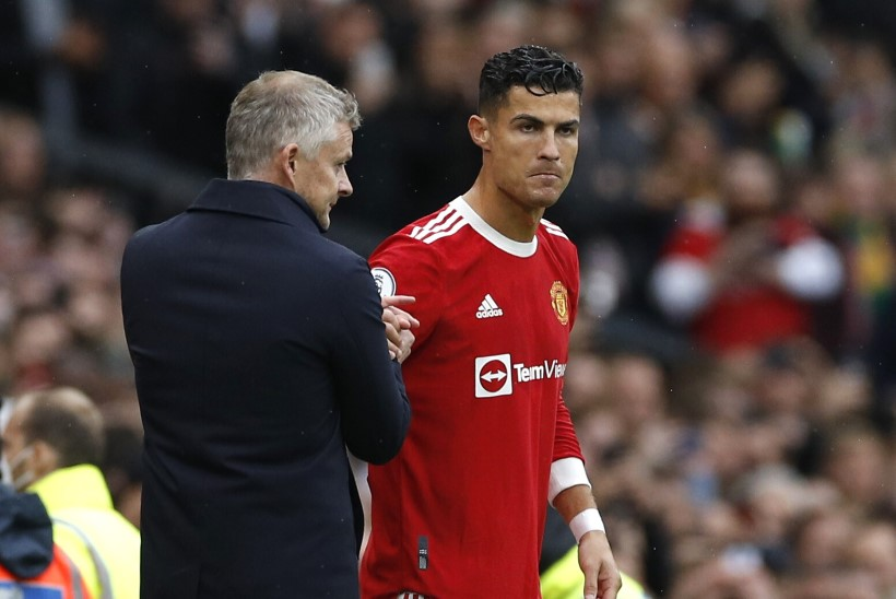 Portugali koondise peatreener kritiseeris Manchester Unitedi juhendajat: Ronaldol on vaja rohkem mänguaega