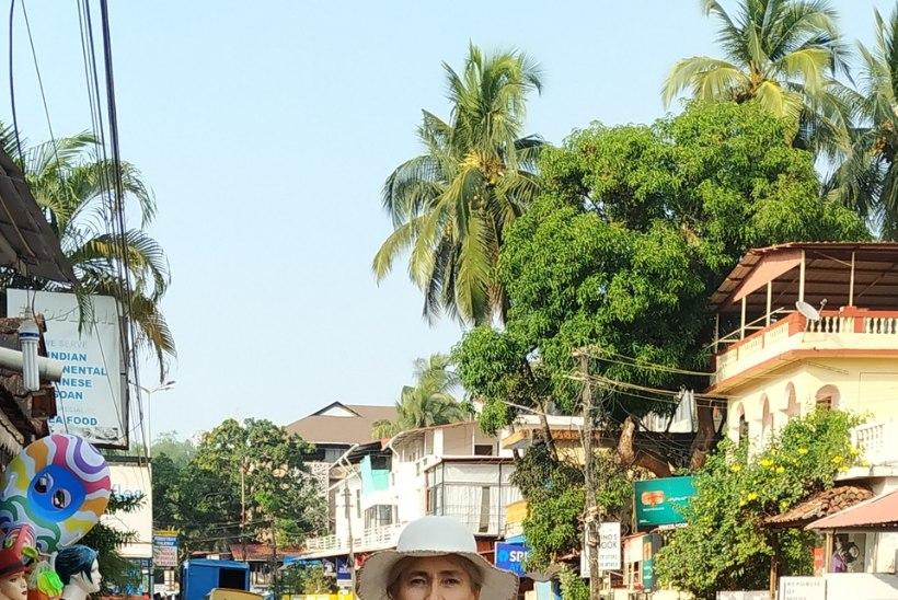 """PIHTIMUS   Eestlane Indias: """"Ei kahetse, et siia jäin."""""""