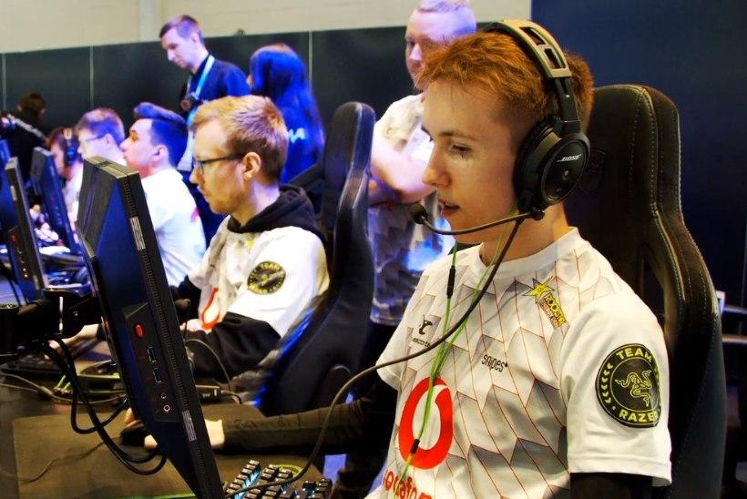 Mousesportsi esimene turniir sel aastal lõppes poolfinaalis