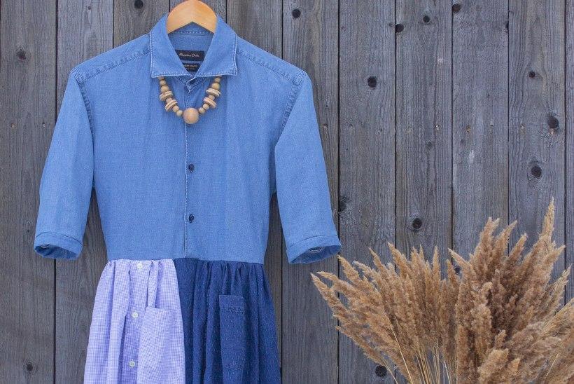 Pidu sinus eneses: õmble aastapäevaks isamaalistes toonides kleit!