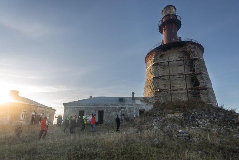 """KAUGE MAJAKA PÄÄSTMISEKS ANTI KAKS MILJONIT EUROT: """"Loodetavasti ei kuku Keri tuletorn enne remonti kokku."""""""