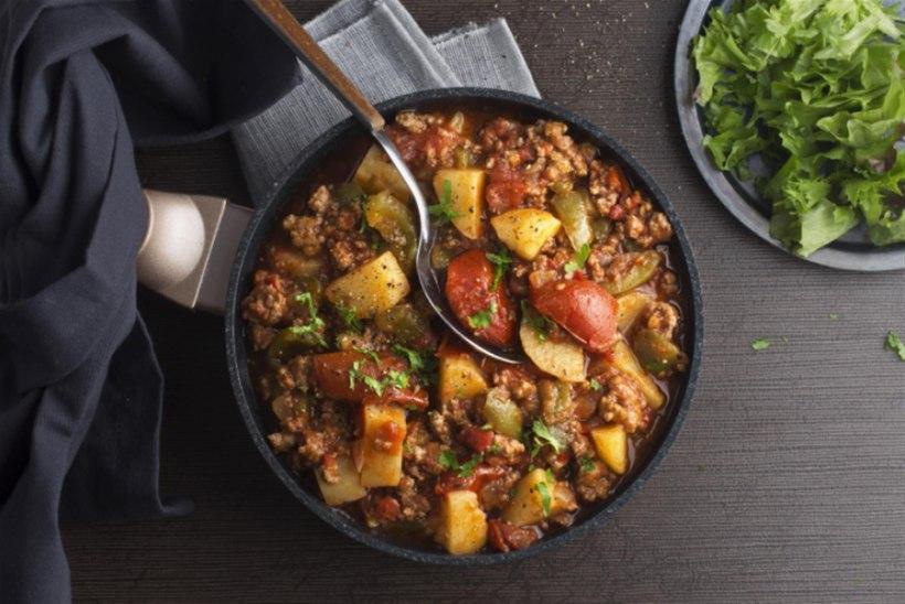 TERVE PERE LEMMIK | Panni-Bolognese kartulitega