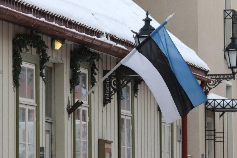 Lugeja küsib: kas Eesti lipu võib ka ise valmis õmmelda?
