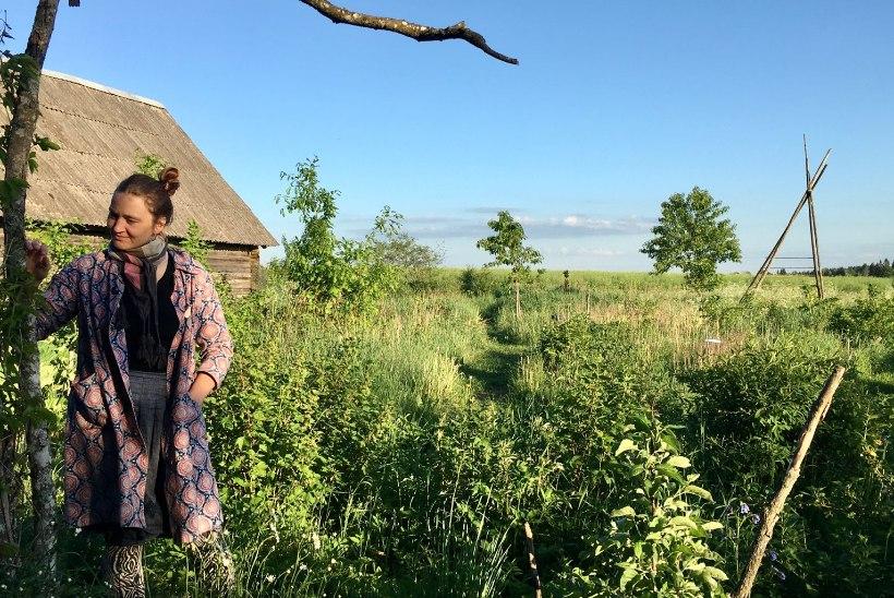 Permakultuuri disainer Marian Nummert: laialt levinud toidu kasvatamise praktikad pole jätkusuutlikud