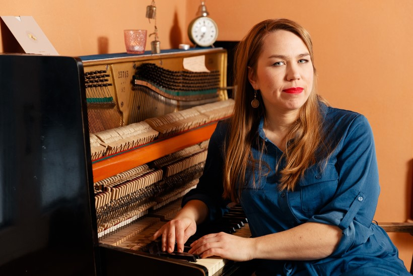 """Aasta muusik Mari Kalkun: """"Maailmas on kriis! Liigse tarbimisega me ise põhjustame seda."""""""