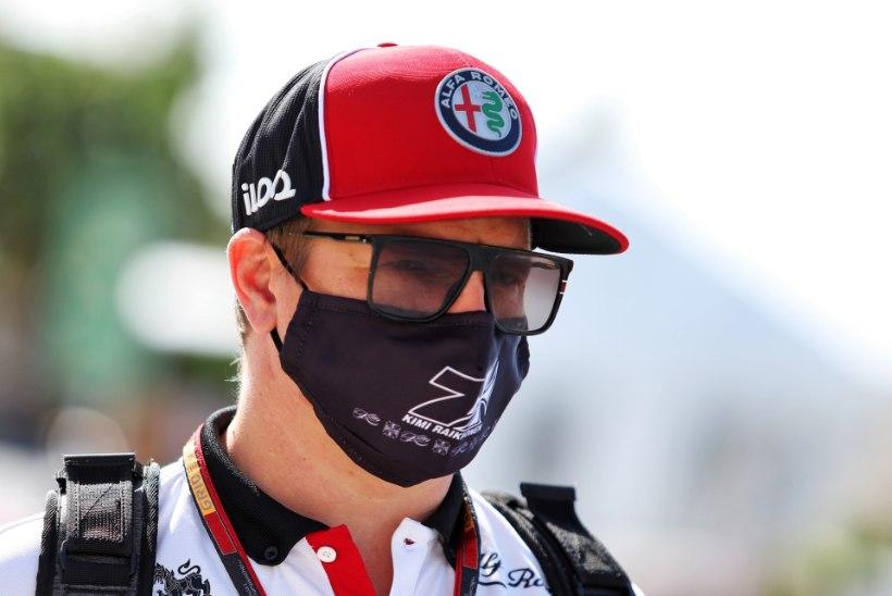 Kimi Räikkönen vihjas WRCsse naasmisele