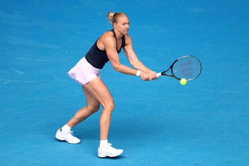 Kogenud tennisetreener: Kaia sõidab nagu rong, kõik, mis ees, see pilbasteks!