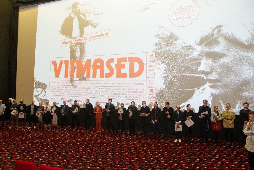 Soome filmiauhindade nominentide seast leidub ka Eesti tegijaid
