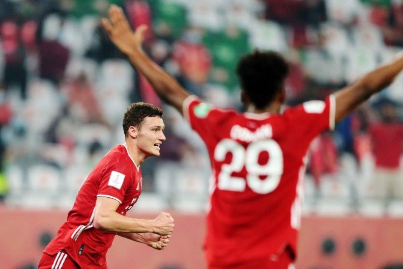 VÕIMAS! Müncheni Bayern võitis kõik võimalikud tiitlid