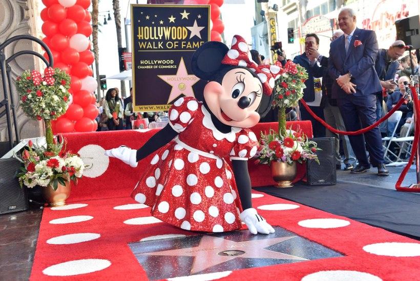 Hollywoodi kuulsuste allee loomine takerdus kohtuasjadesse