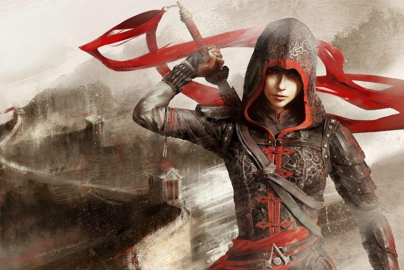 """Raba endale tasuta """"Assassin's Creed"""" enne kui on liiga hilja!"""