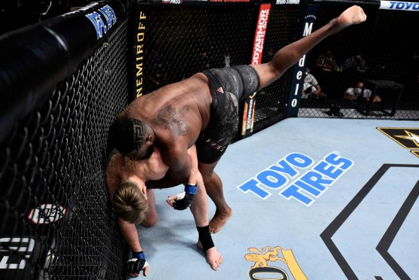 MMA staarid võivad nüüdsest rahulikult lõõgastuseks kanepit kimuda