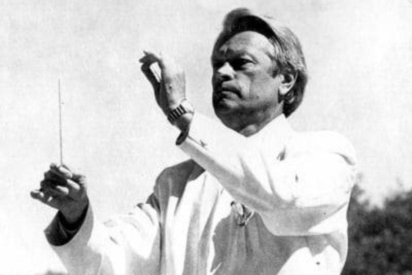 Suri dirigent Taavo Virkhaus