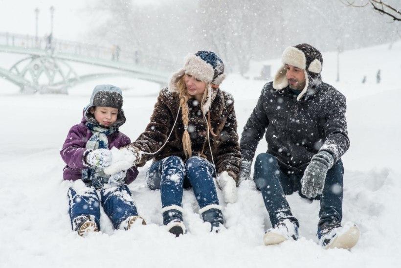 MEELESPEA: kuus asja, mida lastega talverõõme nautides silmas pidada