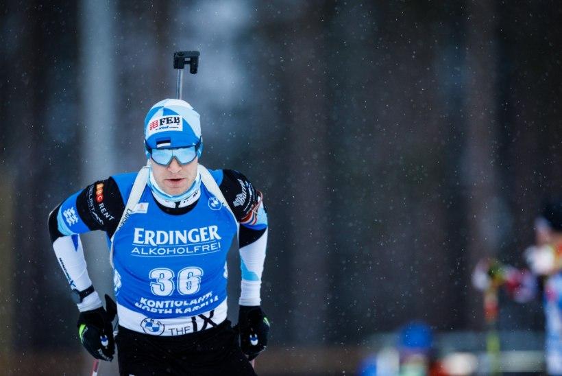 Laskesuusatamise MMi 10 km sprint: kuld Rootsile, Norra ebaõnnestus, Zahkna pääses jälitussõitu